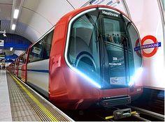 Pregopontocom Tudo: Metrô de Londres - Revela projeto de modernização