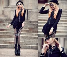 All i can do is be me, whoever that is. (by Lina Tesch) http://lookbook.nu/look/3391163-all-i-can-do-is-be-me-whoever-that-is