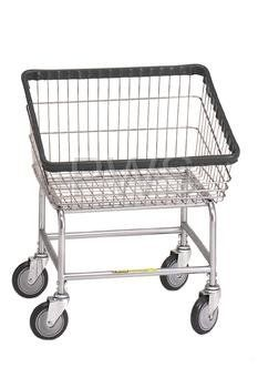 For laundry room  Pws laundry cart #100T  From Martha Stewart organizing
