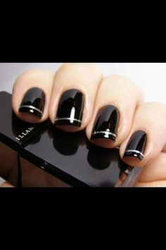 | BLACK NAILS