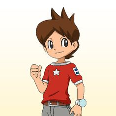 Yo-Kai Watch: Nate Adams
