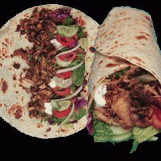 Chicken Doner Kebab Recipe