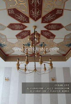 Efkan Efe Plaster Decoration / Restoration Efkan Efe Alçı Dekorasyon / Kalemişi / Altın Varak / Patine +90 216 357 5151 +90 533 690 7242