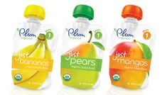 Pouches: Packaging for Baby Food Brand