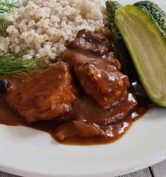 Asia, Beef, Recipes, Polish Food Recipes, Meat, Ripped Recipes, Cooking Recipes, Steak