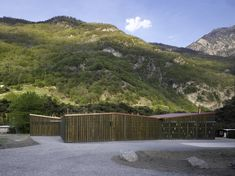 Gallery of Camping Bois-noir Guest Facilities / Bonnard Woeffray Architectes - 9