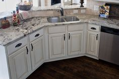 Sage Brush - Granite Kitchen