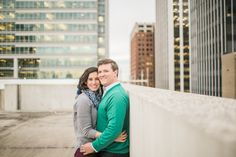 Urban Raleigh Engagement Session