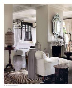 best ever British colonial bedroom?