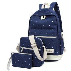 Backpacks 2017 New Arrival Fashion Girls Sequins Backpack Women Leisure School Bag Travel Pack Mochila Bolsa Feminina Luxury Design Oct12 Crease-Resistance Luggage & Bags