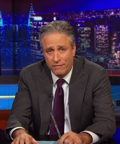 Jon Stewart's reaction to the Eric Garner decision is perfect