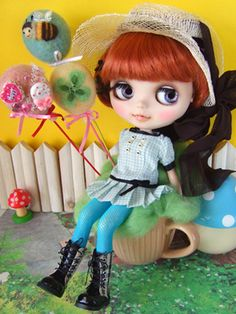 2012年3月のブログ記事一覧-atelier Ninaのカスタムブライス