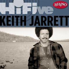 Rhino Hi-Five: Keith Jarrett