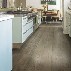 "Shaw Floors Castlewood 7-1/2"" Engineered White Oak Hardwood Flooring in Armory & Reviews 