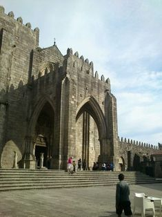 Catedral de Tui en Tuy, Galicia