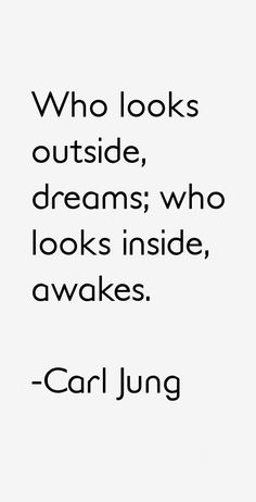 61 most famous Carl Jung quotes and sayings (psychologist). These are the first 10 quotes we have. Quote - One looks back with appreciation to the brilliant teachers. Wise Quotes, Quotable Quotes, Great Quotes, Words Quotes, Wise Words, Quotes To Live By, Inspirational Quotes, Sayings, Infp Quotes