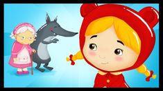Petit Chaperon Rouge (Little Red Riding Hood) Core French, French Class, Reading Stories, Stories For Kids, French Poems, Listen To Reading, Middle School Spanish, Second Language, Teaching French