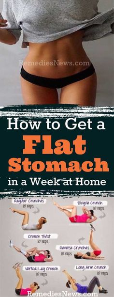 How to Get a Flat Stomach in a Week Naturally at Home Looking for ways to get flat belly ab fast? Then here are best workouts and weight loss tips on how to get a flat stomach in a week naturally at home Flat Belly Diet, Lower Belly Fat, Flat Tummy, Flat Stomach, Lose Belly, Loose Belly Fat Quick, Flat Abs, Weight Loss Blogs, Losing Weight Tips