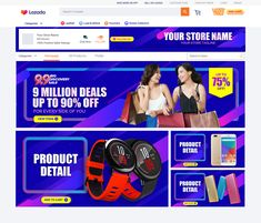 Buy Store Design Templates, Traffic Acquisition, Others from Big Bolt Design Studio & much more at Big Bolt Themes. All Things, It Works, Nailed It