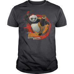 Kung Fu Panda - Real Warrior T-Shirts, Hoodies, Sweaters