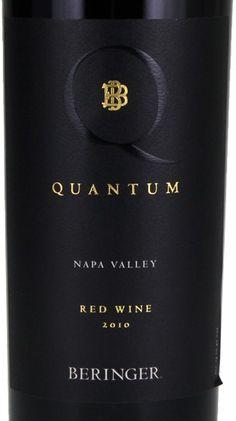 2010 Beringer Vineyards Quantum Red Wine