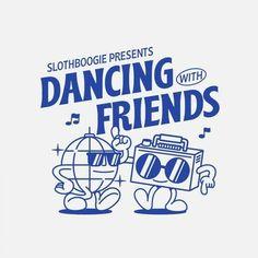 PREMIERE - Truck ID? [Slothboogie] by Carlo on SoundCloud Retro Illustration, Graphic Design Illustration, Illustrations, Graphic Design Posters, Graphic Design Inspiration, Image Swag, Poster Wall, Poster Prints, Plakat Design