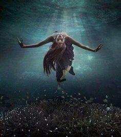 Stunning underwater photo