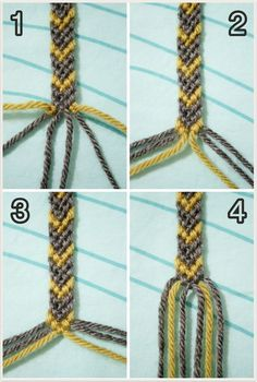 This is so funny, I found the plastic bracelets before the friendship bracelets. This is a must make. Rock on 80's <3