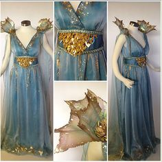 Glimmerwood | The most beautiful Game of Thrones cosplay dress I've ever seen!