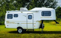 Deluxe but Lite Fifth Wheel RV Travel Trailers - Scamp Trailers