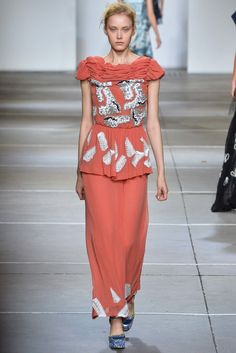 Michael van der Ham Spring 2015 Ready-to-Wear Collection Photos - Vogue