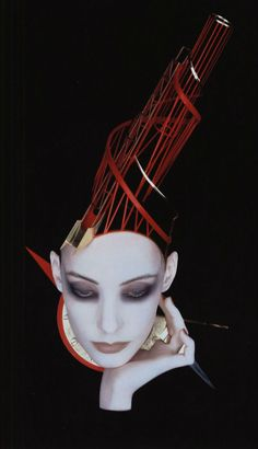 Shiseido Advert, Art Direction by Serge Lutens Artistic Photography, Art Photography, Fashion Photography, Stunning Photography, Makeup Photography, Yamaguchi, Serge Lutens Makeup, Fashion Art, Fashion Design
