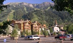 Teton Village Wyoming / Jackson Hole Mountain Resort - AllTrips