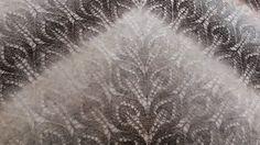 """Как связать ажурную шаль  """"Гейл"""" спицами. How to knit shawl Gail."""