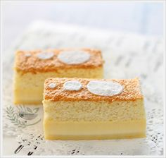 Magic Custard Cake 魔术卡士垯蛋糕   Anncoo Journal - Come for Quick and Easy Recipes