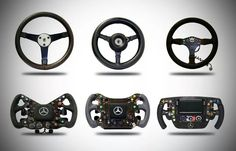 Lotus f1 steering wheels | Mercedes F1 steering wheel evolution