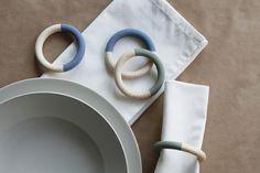 BEPUNT: DIY: servilleteros para cada uno.
