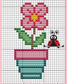 Cross stitch little cottage garden Tiny Cross Stitch, Cross Stitch Tree, Cross Stitch Cards, Modern Cross Stitch, Cross Stitch Flowers, Cross Stitch Designs, Cross Stitching, Cross Stitch Embroidery, Cross Stitch Patterns