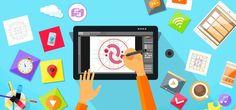 Evolution of Tech Logo Design: Apple, Microsoft, NetFlix, SnapChat and Twitter. #Blog