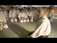 Shioda Gozo One of the great Aikido Legends - YouTube