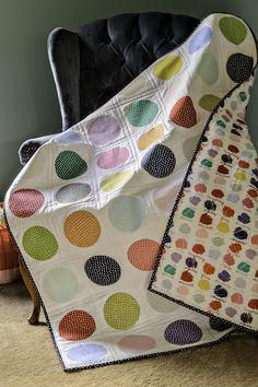 Bijou Lovely: Confetti Quilt Tutorial.