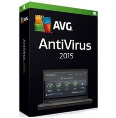 AVG AntiVirus 2015 For 3 Users & 3 Year Protection | License Key Only INSTANT