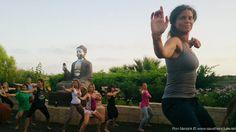 ZenmaX Body Orientated Mindfulness retreat Ibiza http://www.thefeel.org/