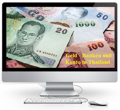 Informationen zu Geld und Bankkonto in Thailand - Bankkonto in Thailand eröffnen… Thailand, Software, Atm Card, Bank Account, Accounting, Finance, Abs, Money, Life