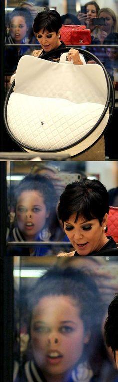 Hahahahah her face