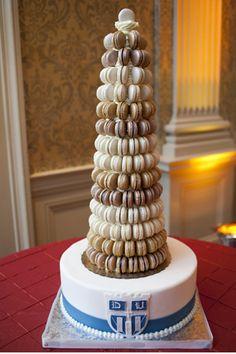 macaron cake! | A Bryan Photo