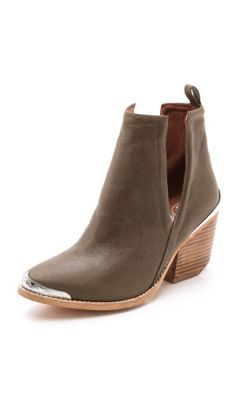Jeffrey Campbell Cromwell Hi Booties | SHOPBOP SAVE 25% use Code: BIGEVENT15