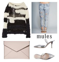 """""""Untitled #302"""" by amory-eyre ❤ liked on Polyvore featuring Maison Margiela, Wet Seal, D Marra and Rebecca Minkoff"""