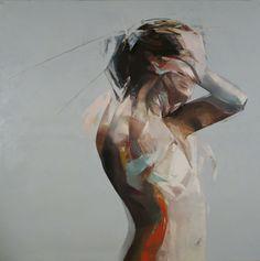"Saatchi Online Artist: Simon Birch; Oil, Painting ""Lightening Class Cruiser"""