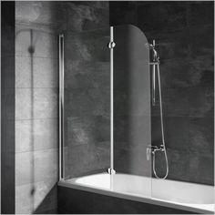 Badewannenaufsatz Duschmeister 304, 2-teiligonline bei Duschmeister.de bestellen. Jetzt von der kostenlosen Fachberatung profitieren. Entspannendes Bad, Transparent, Bathtub, Bathroom, Elegant, Komfort, Glas Art, Messing, Lisa
